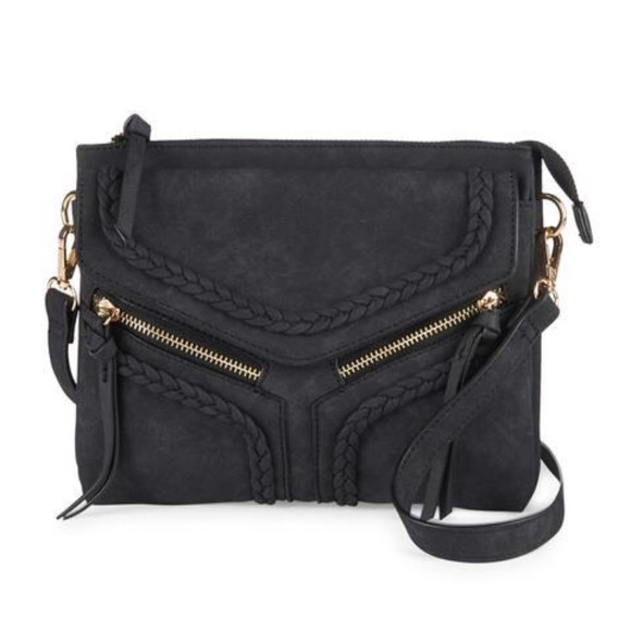 339126688a25 Free People Leanna Braided Crossbody Bag